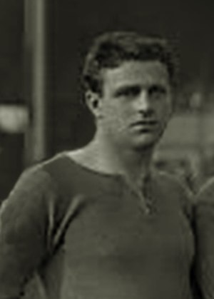 Fred Taylor (footballer, born 1884) - Taylor while with Chelsea in 1913.