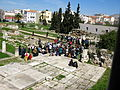 Free tour, Kerameikos, Ancient Graveyard, Athens, Greece (4454592443).jpg