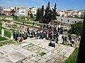 Free tour, Kerameikos, Ancient Graveyard, Athens, Greece (4454592443).jpg