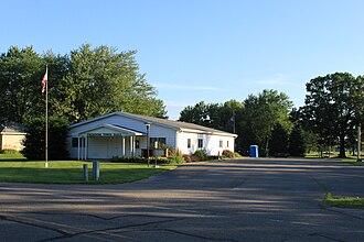 Freedom Township, Michigan - Town Hall, Pleasant Lake Road