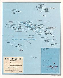 Outline of French Polynesia