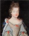 French School - Portrait of a Princess of France with mantle fleurdelisé.png