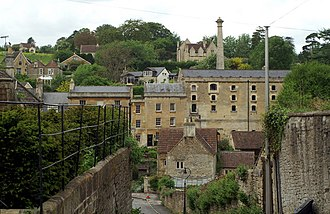 Freshford, Somerset - Image: Freshford Mill