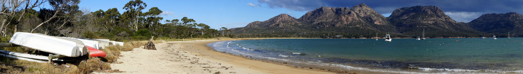 Freycinet banner The Hazards.JPG