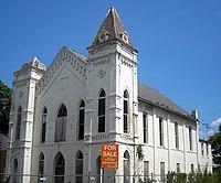 Friendship Baptist Church, former building - Washington, D.C..jpg