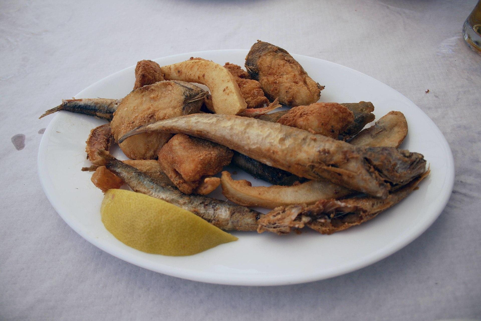 Pesca to frito wikipedia la enciclopedia libre for Argentinian cuisine history