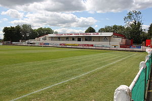 Frome Town F.C. - Frome Town F.C.