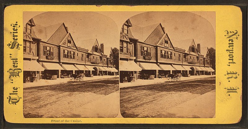 File:Front of the Casino, from Robert N. Dennis collection of stereoscopic views.jpg