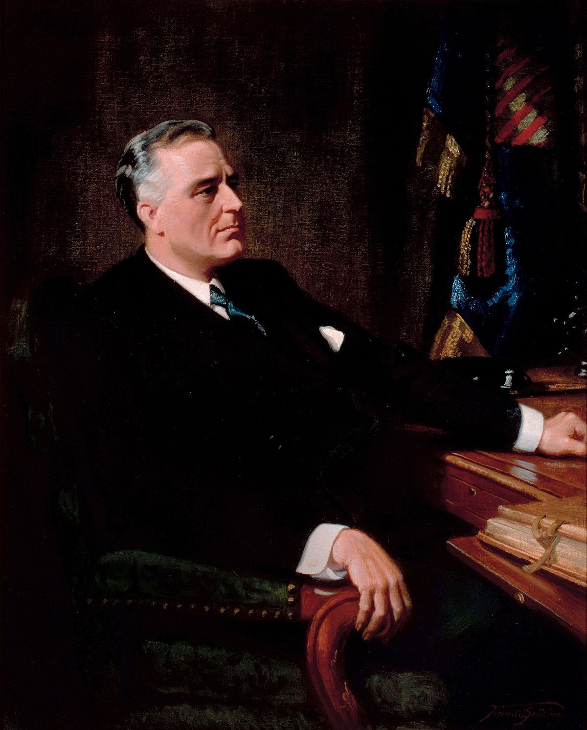 Franklin D Roosevelt Quotes Criticism Of Franklin Droosevelt  Wikipedia
