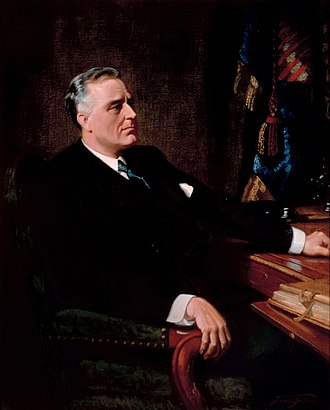 Presidency of Franklin D. Roosevelt - Franklin D. Roosevelt