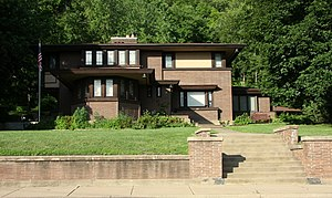 National Register of Historic Places listings in Buffalo County, Wisconsin - Image: Fugina House