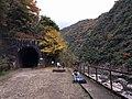 Fukuchiyama Line old route Mukogawa Valley (30308119234).jpg