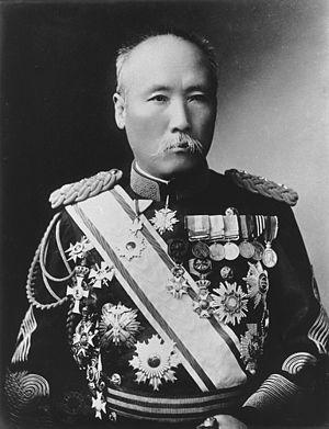 Fukushima Yasumasa - Viscount Fukushima Yasumasa