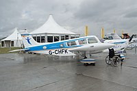 G-CHFK - PA32 - Not Available