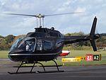 G-TREE Bell Jet Ranger 206 Helicopter Helifilght (UK) Ltd (30279727841).jpg