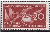 GDR-stamp Naturschutzwoche 20 1957 Mi. 563.JPG