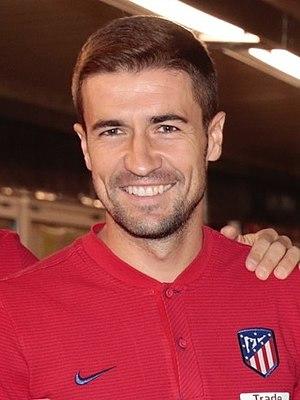 Gabi (footballer) - Gabi in 2017