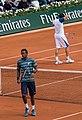 Gael Monfils & Ernests Gulbis - Roland-Garros 2013 - 001.jpg