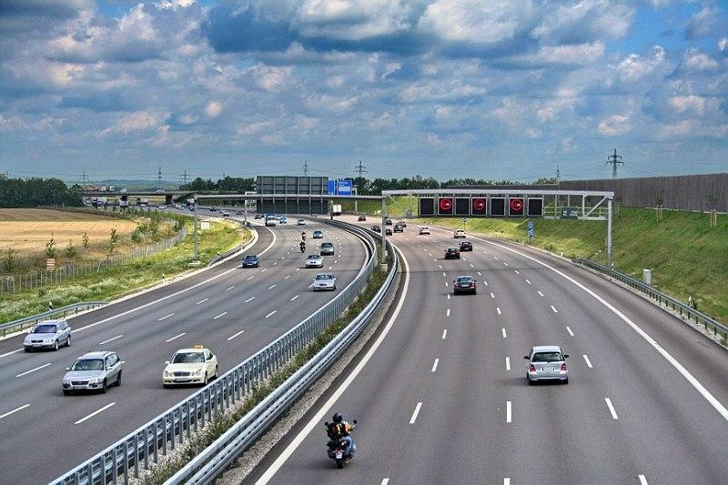 Garching Bundesautobahn 9