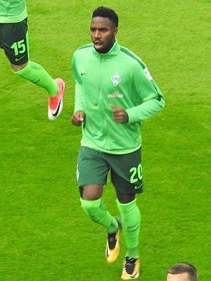 Ulisses Garcia - Garcia training with Werder Bremen in 2017