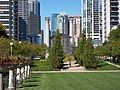 Garden in Northeast Grant Park Chicago3.JPG