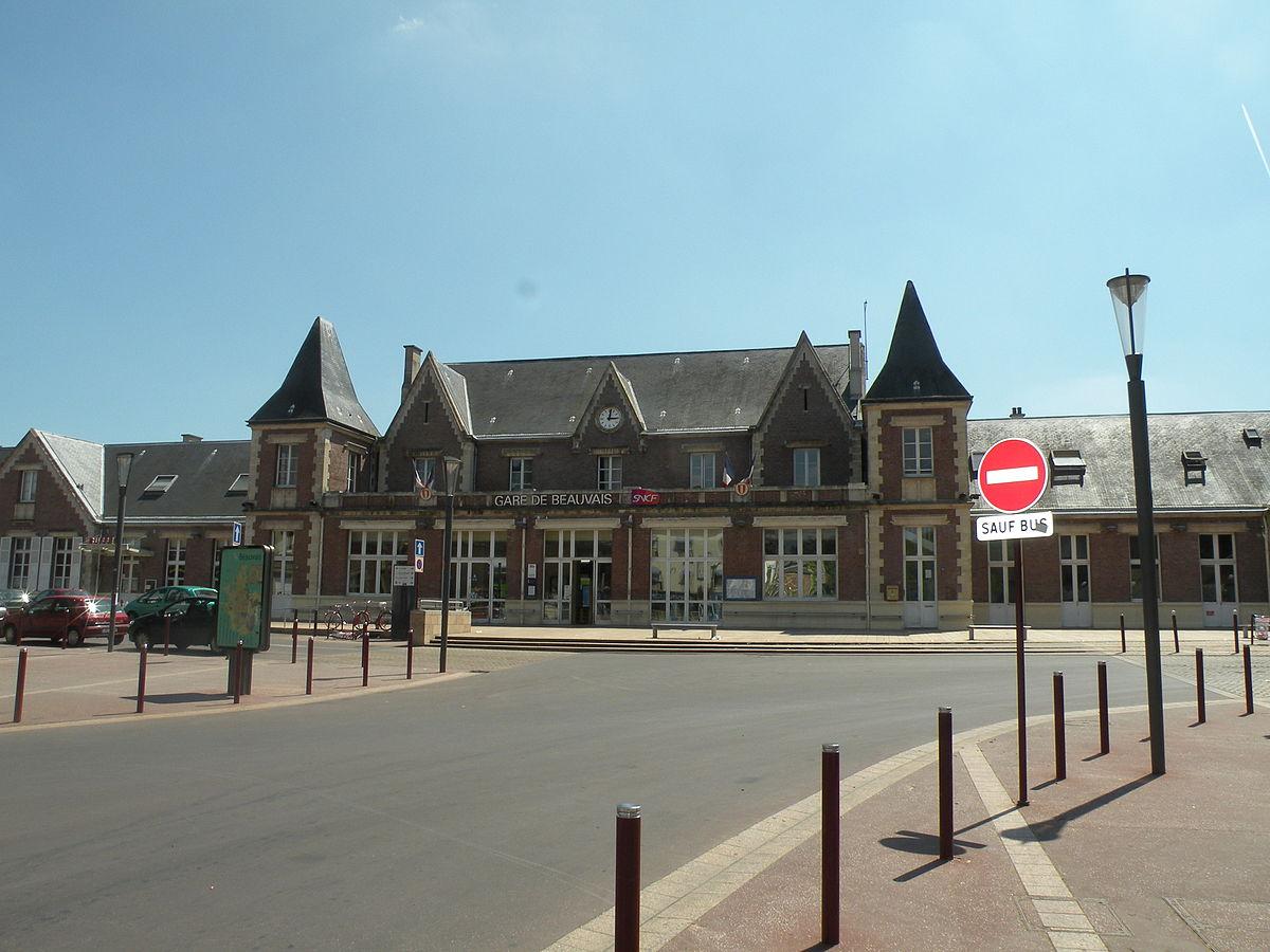 Gare de beauvais wikip dia for Garage de la gare bretigny