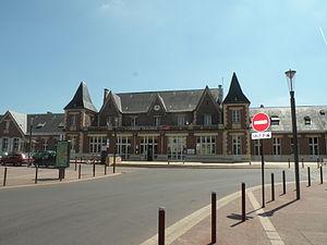 Gare de Beauvais - Image: Gare beauvais