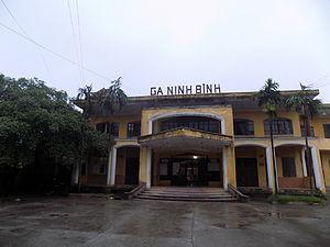Ninh Bình railway station - Ninh Bình Railway Station