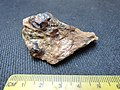 Garnet - almandine Fe2+3Al2-SiO4-3 (42715693601).jpg