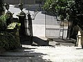 Gate to St Andrew by the Wardrobe - geograph.org.uk - 764779.jpg