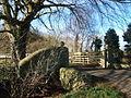 Gateway to Dryleaze Farm - geograph.org.uk - 319734.jpg