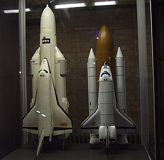 Buran programme - Comparison to Space Shuttle