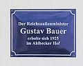 Gedenktafel Dünenstr 47 (Ahlbeck) Gustav Bauer.jpg