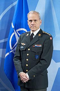 Knud Bartels Danish general