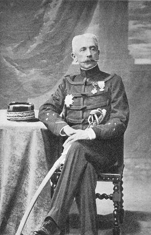 Zaian War - Image: General Lyautey Pirou img 3150