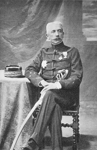 French Protectorate in Morocco - Marshal Lyautey, first resident general of French Morocco. He represented French colonial interests while also upholding the authority of the sultan.