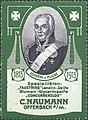 General von Kleist - C. Naumann 'Faustring' Lanolin-Seife, 1913.jpg