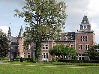 Genk - Chateau of the Bokrijk Estate