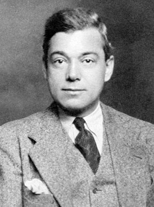 George Jean Nathan - George Jean Nathan in 1928
