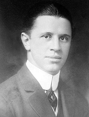 George Creel - Image: George Creel in 1917 (cropped)