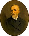 George Reid (1841-1913) - John Ritchie Findlay of Aberlour (1824–1898), Proprietor of the Scotsman, Founder of the Scottish National Portrait Gallery - PG 590 - National Galleries of Scotland.jpg