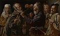 Georges de la Tour - The Musicians' Brawl (circa 1625).jpg