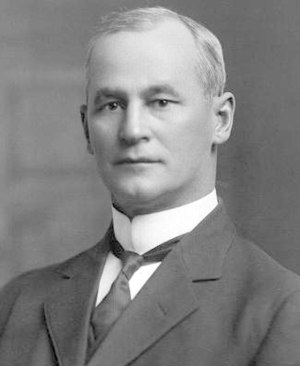 George Weston - George Weston in 1911