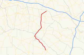 Georgia State Route 169 highway in Georgia