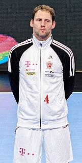 Gergő Iváncsik Hungarian handball player