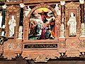 Germany Luebeck St Aegidien choir podium.jpg