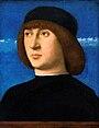 Giovanni Bellini - Ritratto di giovane uomo (Nivaagaard).jpg