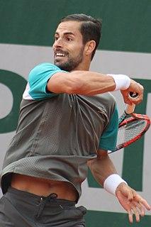 Santiago Giraldo Colombian tennis player