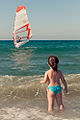 Girl and a windsurfer.jpg