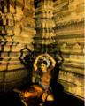 Girl posing while dancing Kathak.png